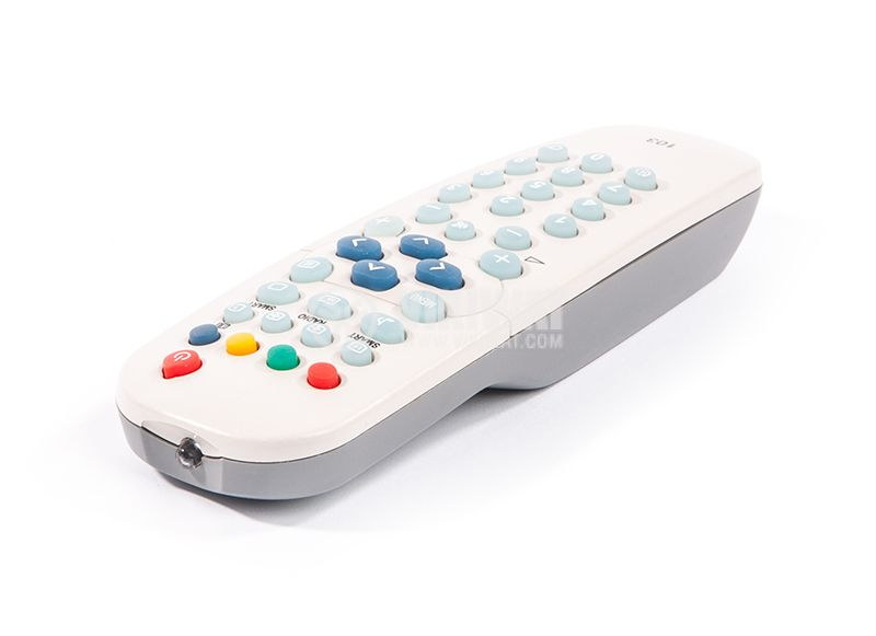 Remote control, PHILIPS, RC-19039001 - 1