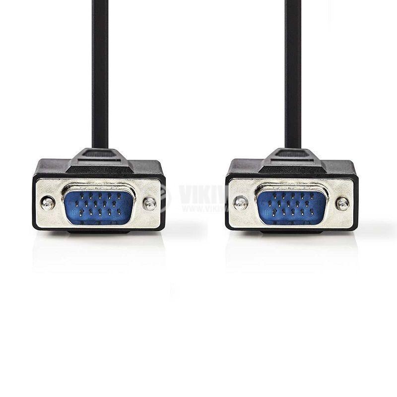 Cable VGA male to VGA male - 2