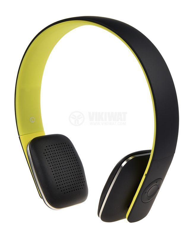 Безжични слушалки Microlab T2, Bluetooth - 1