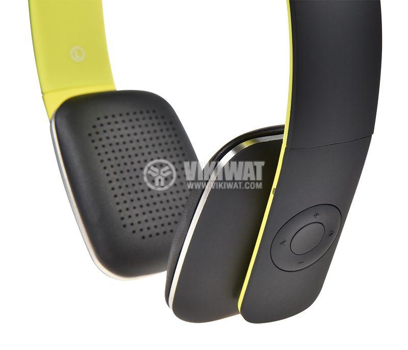 Безжични слушалки Microlab T2, Bluetooth - 5