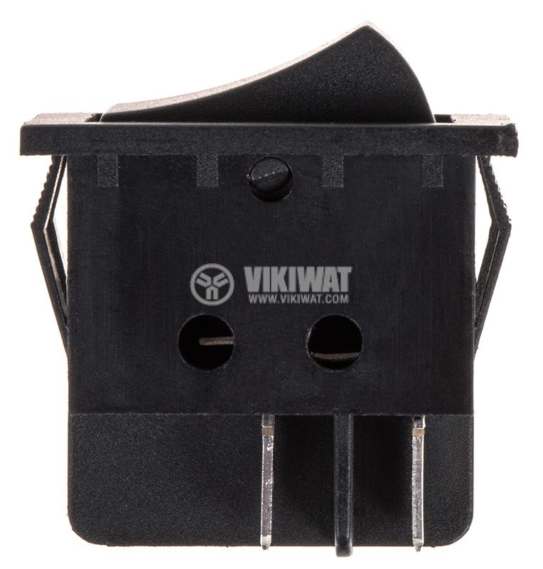 Rocker Switch, 25A/250VAC, ON-OFF, DPST - 2