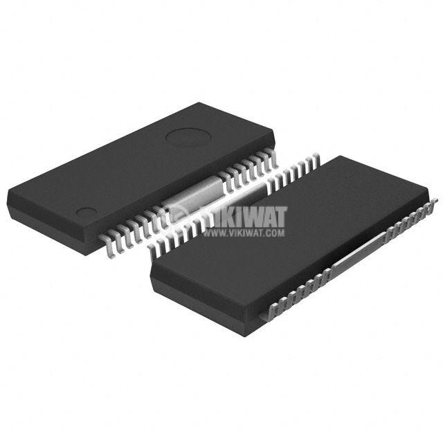 Интегрална схема BA5937AFP, 4-channel BTL driver for CD players, HSOP28