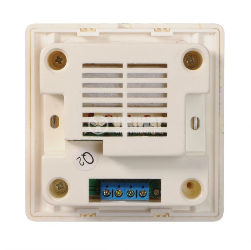 Volume control, VC-305, 3W, wall mount, white - 4