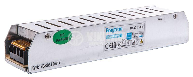 LED захрнване 24VDC/4.2A - 3