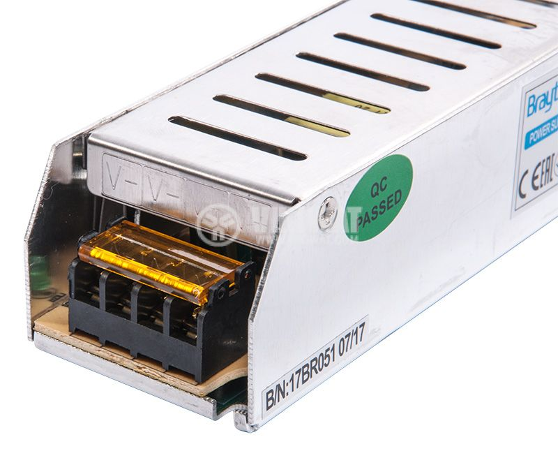 Switching power supply 24VDC, 4.2A, 100W, IP20, BYO2-11000 - 4