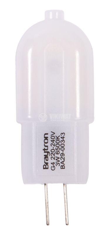 LED лампа BA29-00343, G4, 3W, 240VAC - 3