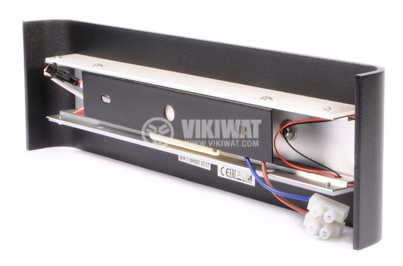 LED осветително тяло BH07-03301, 12W, 220VAC, 3000K, топло бяло - 7