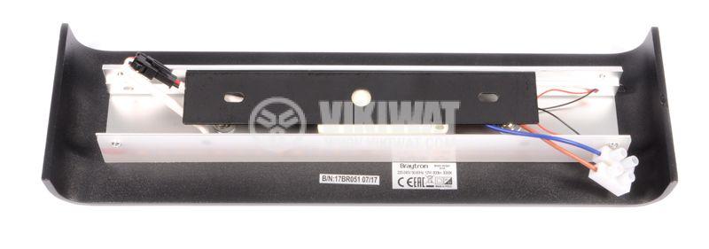 LED осветително тяло BH07-03301, 12W, 220VAC, 3000K, топло бяло - 8