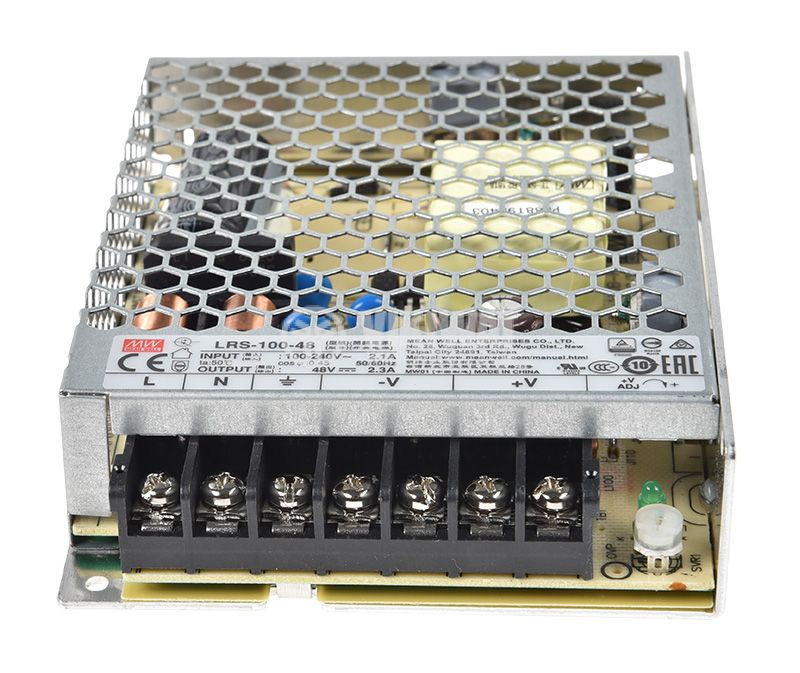 Импулсен захранващ блок MS-120-48 - 3