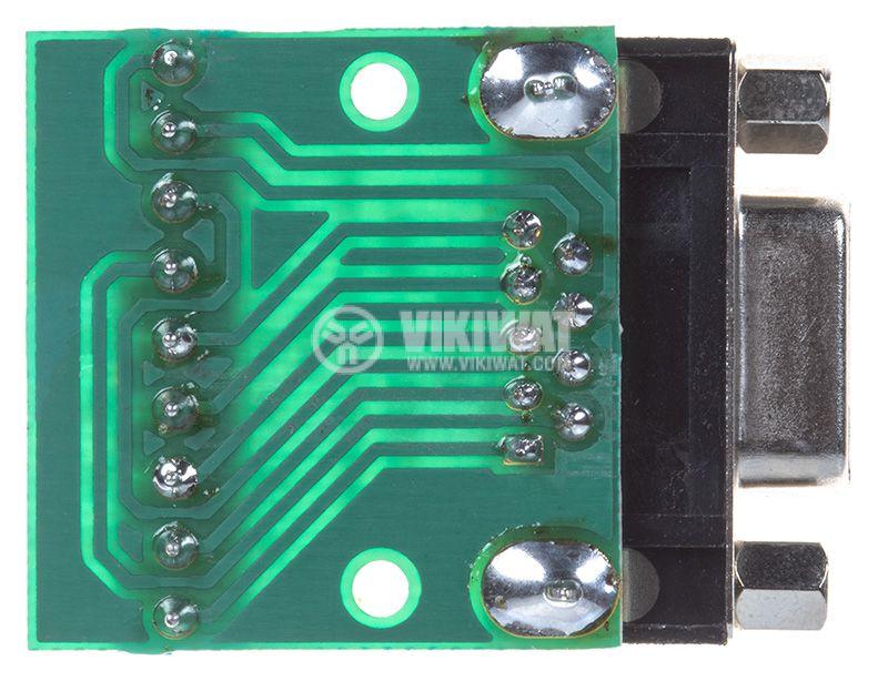 Преходна платка RS232 към 9 pin - 4