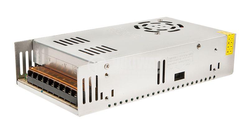 Импулсно LED захранване SO24V400W - 1