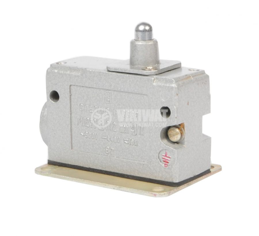 Limit Switch MP2302LU2-41A, SPDT, 16A/660VAC, plunger - 1