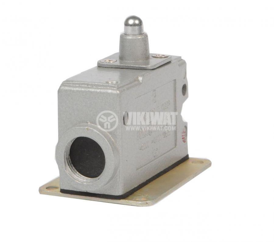Limit Switch MP2302LU2-41A, SPDT, 16A/660VAC, plunger - 2