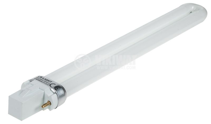 Energy saving lamp PL-S, G23, 11W, 220VAC, 2P, white - 2