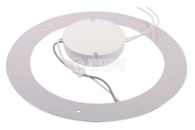 LED ринг BL438-15W/DW, 15W, 85/265VAC, 4200K - 4