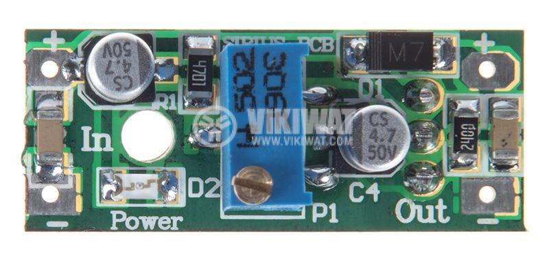 Voltage regulator - 2