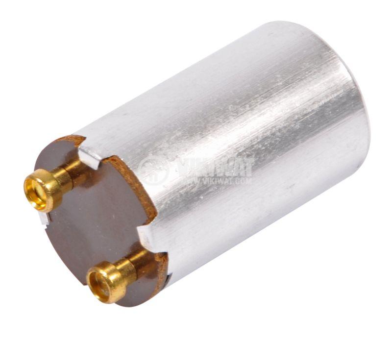 Стартер за луменисцентна лампа метален 4-40 W