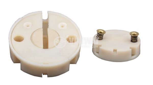 Цокъл носач за луминесцентна лампа T8, G13