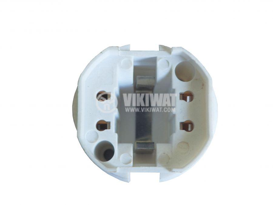 Цокъл за PL лампа, 4пина, G24q, GX24q - 2