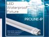 LED wall lamp PROLINE-IP 18W, 220VAC, 1500lm, 6500K, cool white, IP65, waterproof, BT02-00630 - 2