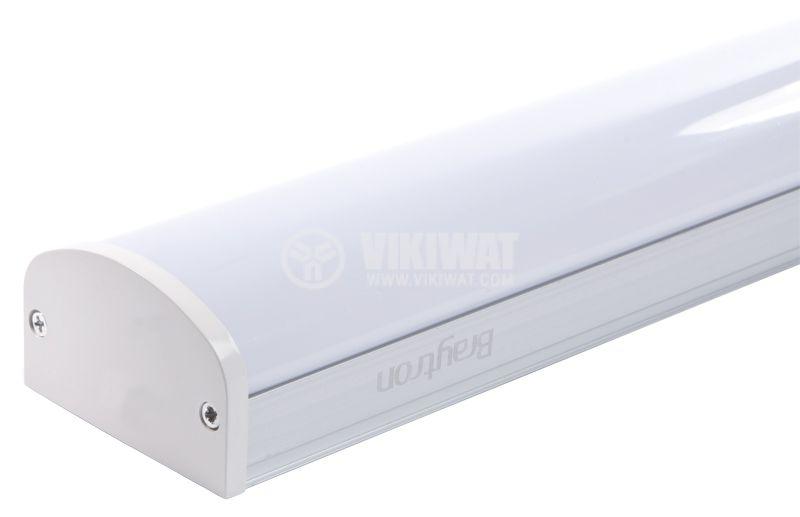 LED wall lamp PROLINE-P, 40W, 220VAC, 3200lm, 4200K, neutral white, 1210mm, BN20-01213 - 1