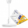 LED лампа UFO, 32W, E27, 2500lm, 3000K, топлобяла BB01-03220, бял корпус - 1