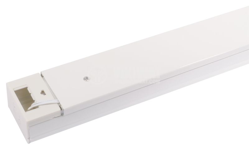 LED lamp tube, 2х1200 mm, white, 220VAC - 1