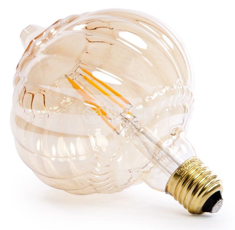 LED лампа BB59-00420, Е27, 4W, 2200K, 240LM, топло бяла - 6