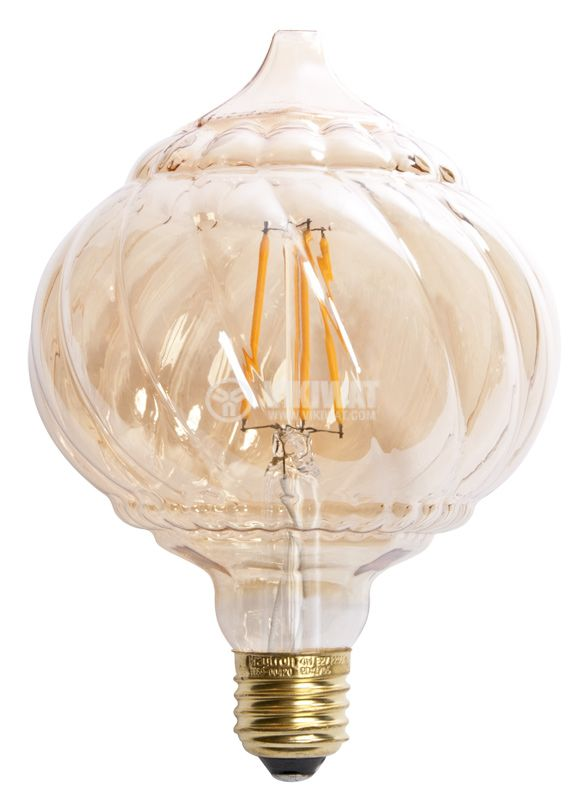 LED lamp BB59-00420, E27, 4W, 2200K, 240LM, warm white - 7