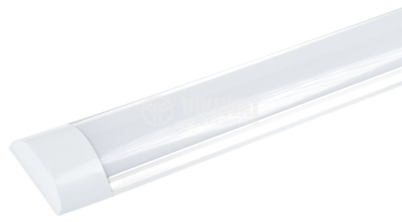 LED wall lamp 12W, 12VDC, 6400K, cold white, IP20, 697x25mm, HX-872 - 1