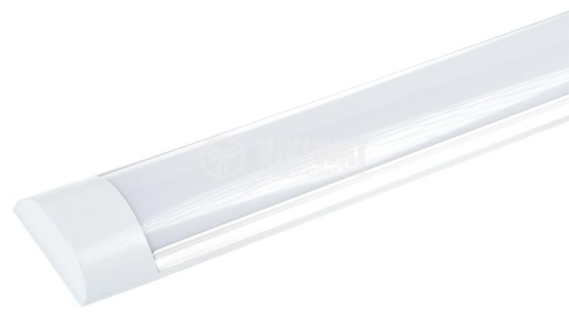 LED тяло 12W, 12VDC, 6400K, студенобял, IP20, 697x25mm, HX-872 - 1