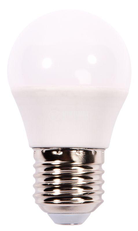 LED лампа BA11-00720, 7W, 220-240VAC, E27, 3000K, топлобяла - 3