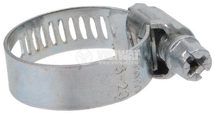 Hose clamp 16-23mm - 2