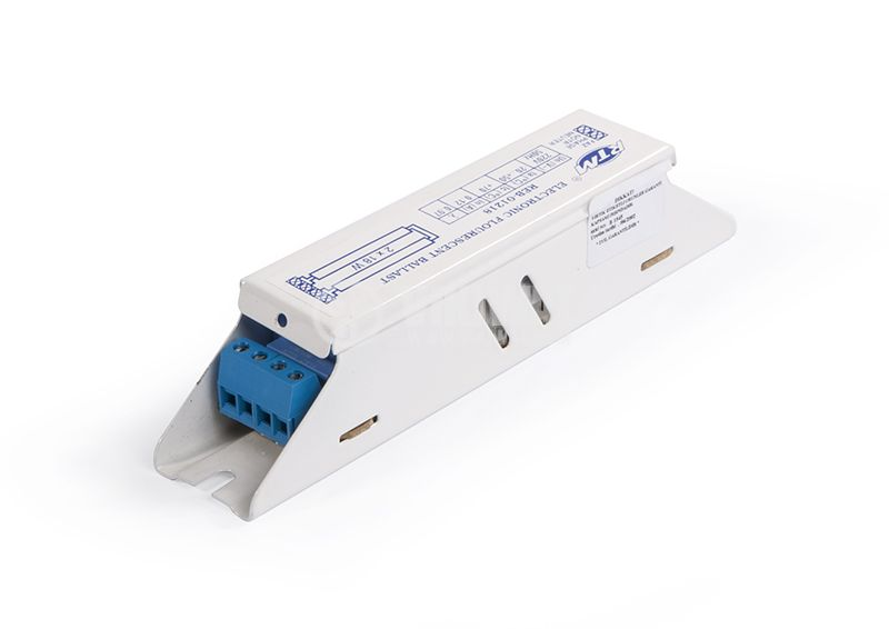 Electronic ballast, 220 VAC, 2x18 W - 2