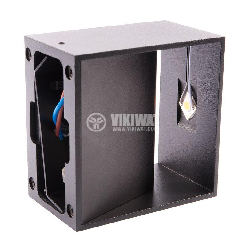LED осветително тяло BH07-03101, 8W, 220VAC, 3000K, топло бяло - 3