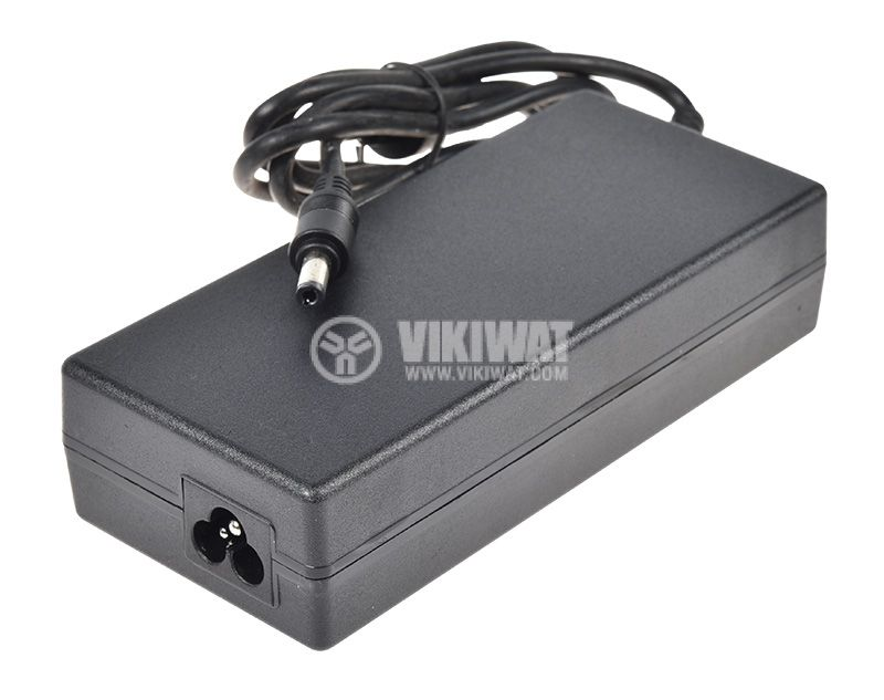 Power adapter, 24VDC, 5A, 120W, 100-240VAC, 5.5x2.5mm, stabilized, impulse, UP120S   - 1
