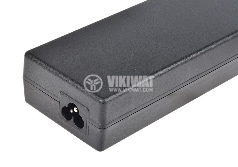 Power adapter, 24VDC, 5A, 120W, 100-240VAC, 5.5x2.5mm, stabilized, impulse, UP120S - 4