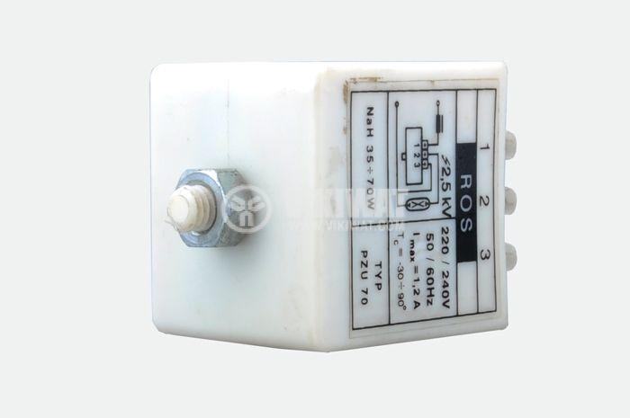 Запалващо устройство за натриеви лампи 35-70W - 2