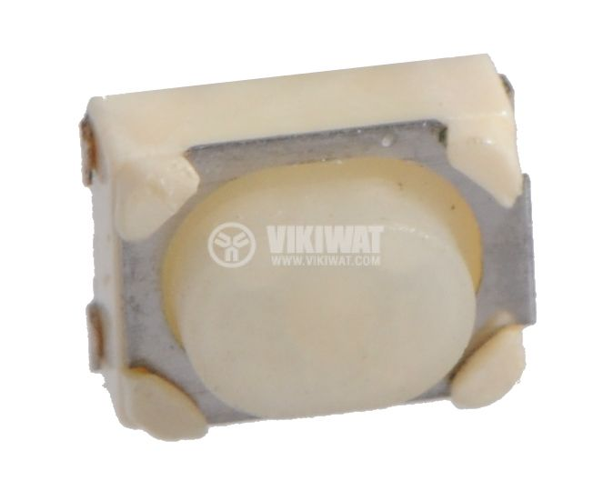 Irretentive Micro Switch NO, SPST, OFF-(ON), SMD - 2