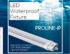 LED wall lamp PROLINE-IP, 45W, 220VAC, 3700lm, 6500K, cool white, IP65, waterproof, BT02-01530 - 3