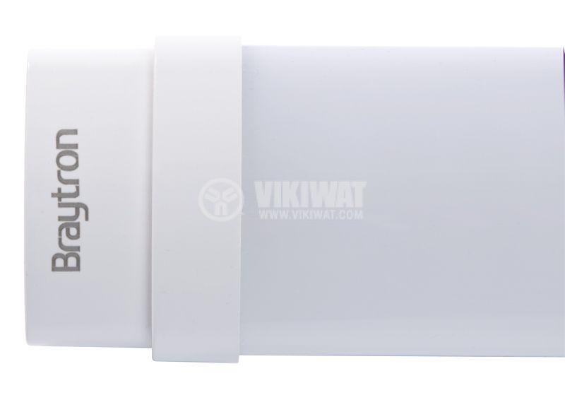 LED lamp fixture 220VAC, 2900lm, 4200K, waterproof, BT02-01210 - 2