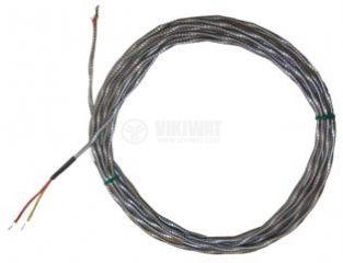 Термокомпенсационен кабел тип J, двупроводен