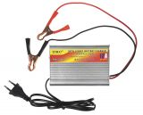 Battery charger for car accumulator MA-1210A, 220VAC, 12VDC, 10A