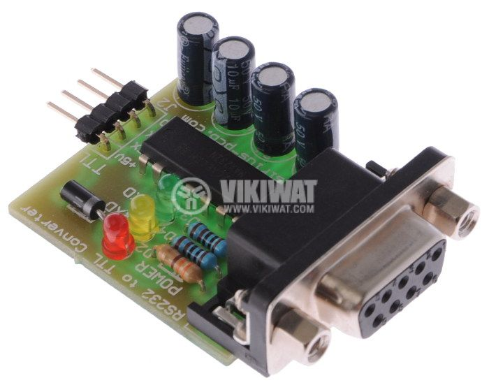 RS232 to TTL connector - 1