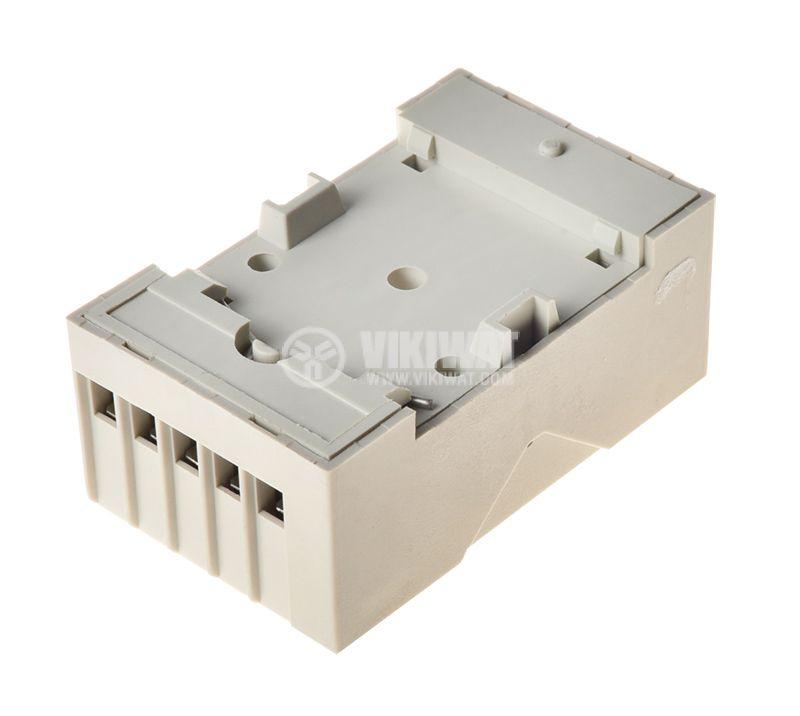 Relay socket, AS770, 10A, 400VAC, 11pin - 2