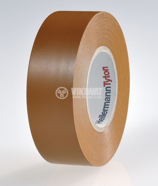 PVC insulation tape brown