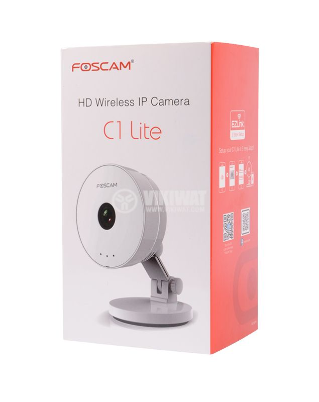 HD Wireless camera C1 lite - 6