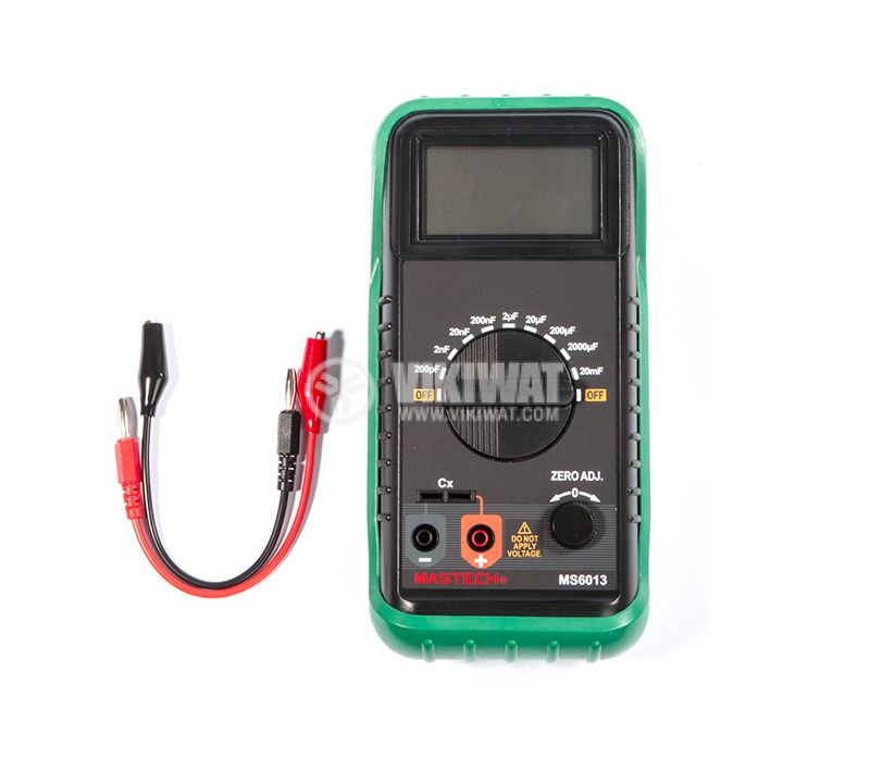 Digital Multimeter MS6013A - 1