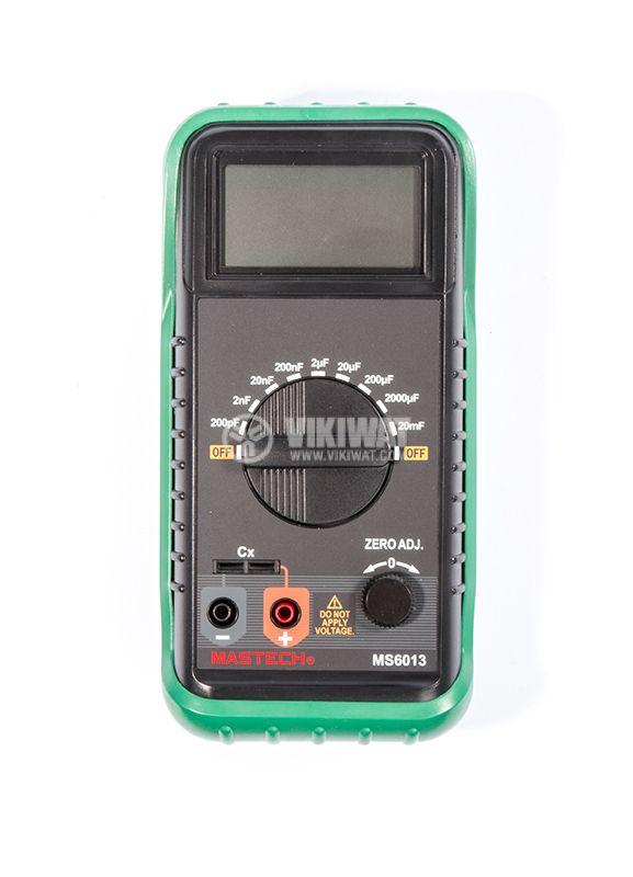 Capacity meter MS6013A - 2