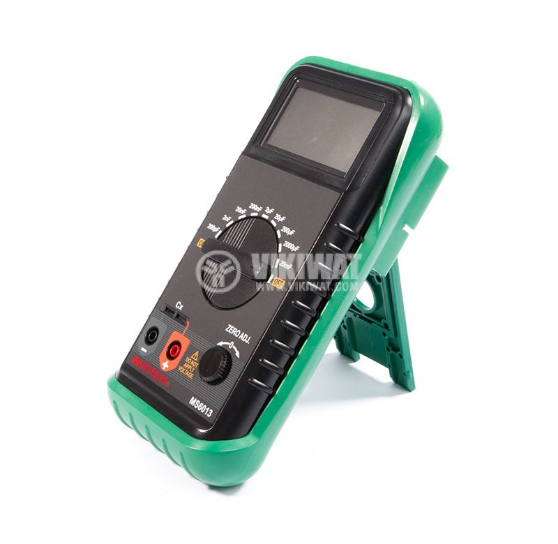 Digital Multimeter MS6013, capacity meter - 5